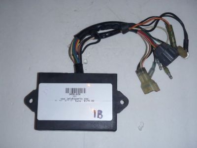 Buy 3008-636 Electrical CDI Ignition Computer Control Unit Box 95-99 TS 640 Daytona motorcycle in Saint Petersburg, Florida, United States, for US $25.99
