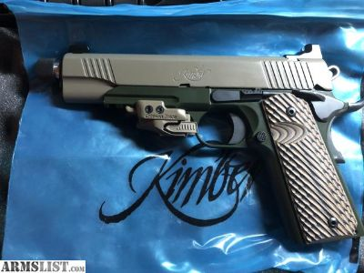 For Sale: Kimber Warrior S.O.C