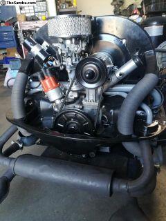 Rebuilt 1600cc Singleport