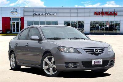2005 Mazda Mazda3 s (Titanium Gray Metallic)