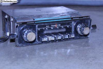 1966-67 Sapphire V AM 12V Bug Radio