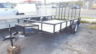 2018 Carry-ON Traile Utility Trailer