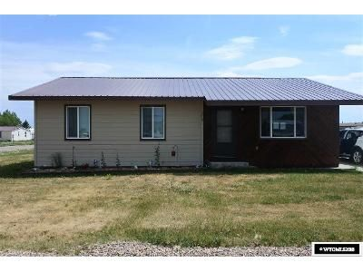 3 Bed 2 Bath Foreclosure Property in La Barge, WY 83123 - West 5th Street