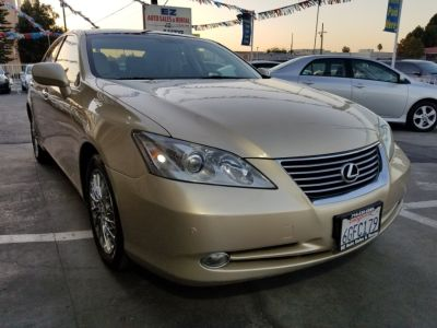 2007 Lexus ES 350 Base (Golden Almond Metallic)