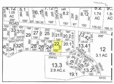0 Finlay Drive Schuyler Falls, This is a great wooded lot
