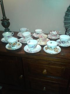 tea cups and sauces 10