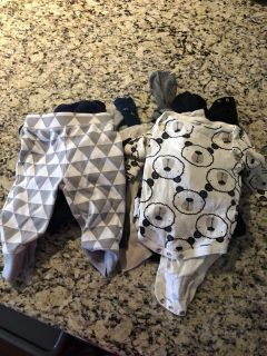 Free baby boy clothes 6-9 months