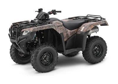 2018 Honda FourTrax Rancher 4x4 DCT IRS Utility ATVs Greenville, NC