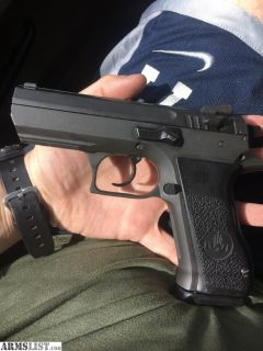 For Sale: Baby Eagle 45acp