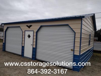 Rent a carport call or text 864-392-3167 to place your order or for more details