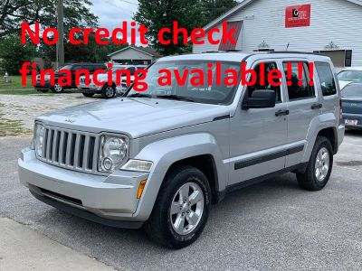 2012 Jeep Liberty Sport (Silver Or Aluminum)