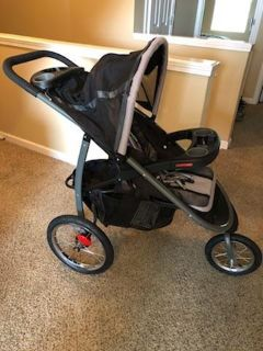Graco Fast Action Fold Jogging baby Stroller