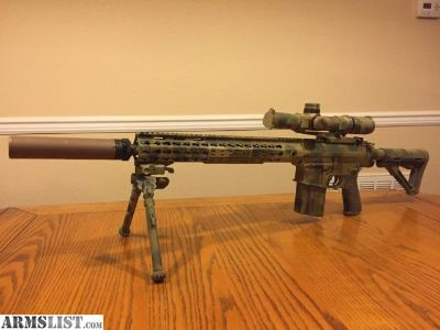 For Sale: Knight's SR-25
