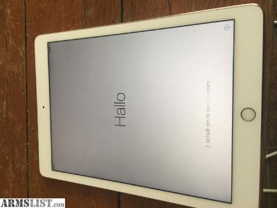 For Sale: iPad for trade