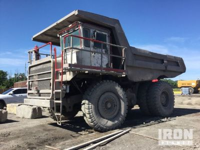 Euclid 302TD Off-Road End Dump Truck