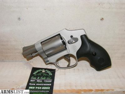 For Sale: SMITH AND WESSON 642 .38 SPL AIRWEIGHT