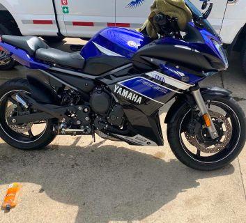 2013 Yamaha FZ6 R