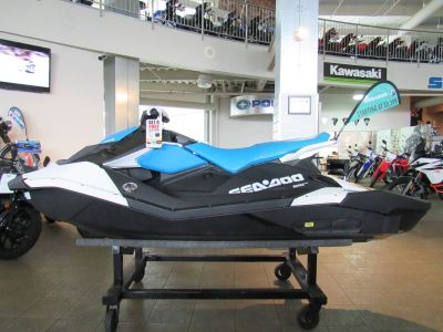 2018 Sea-Doo SPARK 3up 900 H.O. ACE iBR & Convenience Package Plus 3 Person Watercraft Irvine, CA