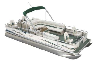 2007 SunChaser 8524 4pt Pontoon Boats Lagrange, GA