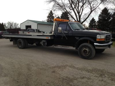 1995 Ford F450 ROLLBACK Truck Trailers Elkhorn, WI