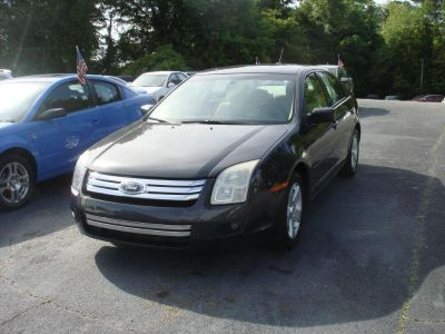 2007 Ford Fusion V6 SE (GRY)