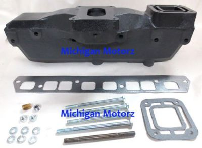 Sell Volvo Penta 3.0 Exhaust-Intake Manifold (1992-09) - 3858870; BARR-1-3858870 motorcycle in Madison Heights, Michigan, United States, for US $315.00