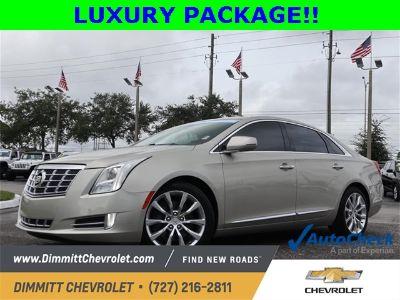 2013 Cadillac XTS Luxury Collection (Silver Coast Metallic)