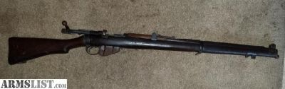 For Sale: Enfield SMLE No.1 Mk.III .303 Brit