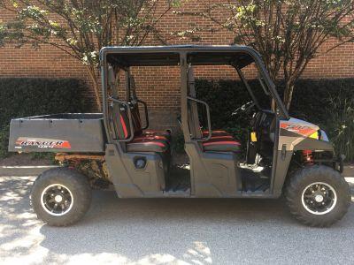 2017 Polaris Ranger Crew 570-4 EPS Side x Side Utility Vehicles Olive Branch, MS