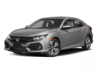 2018 Honda CIVIC HATCHBACK EX (Crystal Black Pearl)