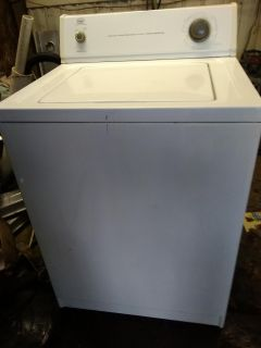 Washer and dryer for sale