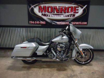 2015 Harley-Davidson Street Glide Special Touring Motorcycles Monroe, MI