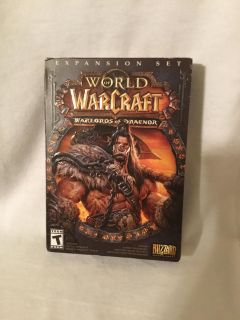 World of Warcraft expansion set Warlords of Draenor d32