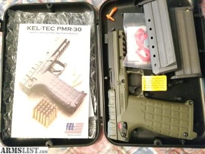 For Sale: PMR 30 never fired