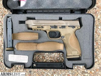 For Sale/Trade: M&P 2.0 9mm FDE