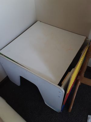 Play work table