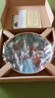 There's No Place Like Home, The Hamilton Plate Collection