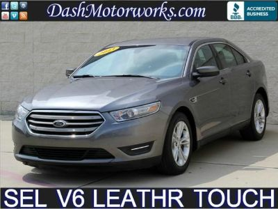 $16,985, 2013 Ford Taurus SEL V6 Leather MyFord Touch