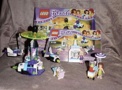 Lego Friends Carnival ride with box $7