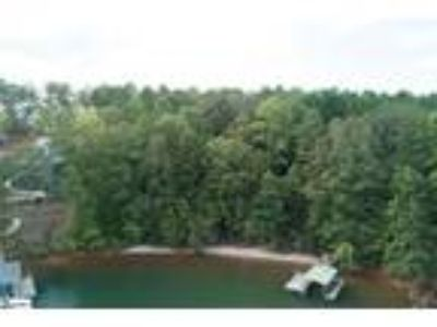 What an opportunity! Lake Keowee, water front...