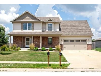 4 Bed 2.5 Bath Foreclosure Property in Chatham, IL 62629 - Jetty Dr