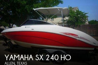 2011 Yamaha SX 240 HO