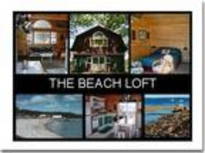 Beach Loft near Camden maine