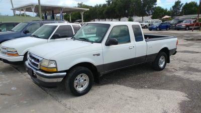 1998 Ford Ranger XLT (White)