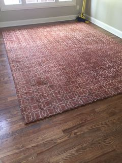 Area rug approx 9 x 11