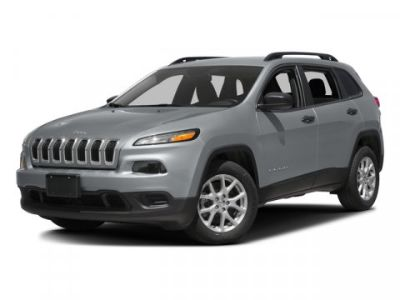 2016 Jeep Cherokee Sport (Deep Cherry Red Crystal Pearlcoat)