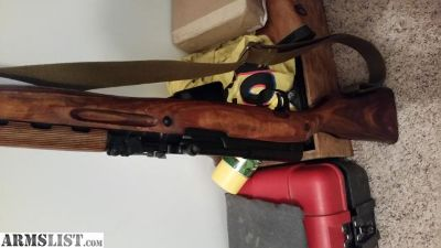 For Sale/Trade: Russian sks