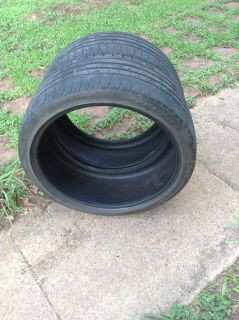 Used low profile tires