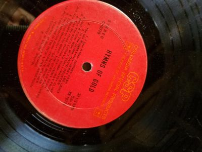 Hymns of Gold record