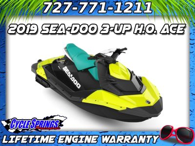 2019 Sea-Doo Spark 3up 900 H.O. ACE PWC 3 Seater Clearwater, FL